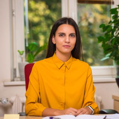 filolog polski Katarzyna Adamus-Gajewska