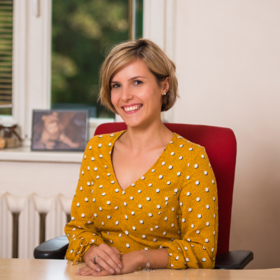 neurologopeda Karolina Cabaj